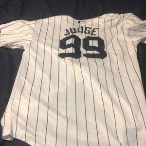 Aaron Judge 99 Yankees Jersey